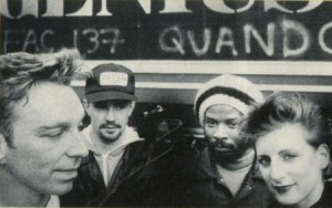 Dr. Rietveld's electronic group Quando Quango