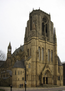 Church of the Holy Name of Jesus, Manchester