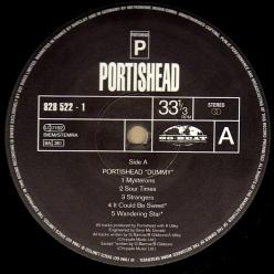 03 original P on Dummy vinyl