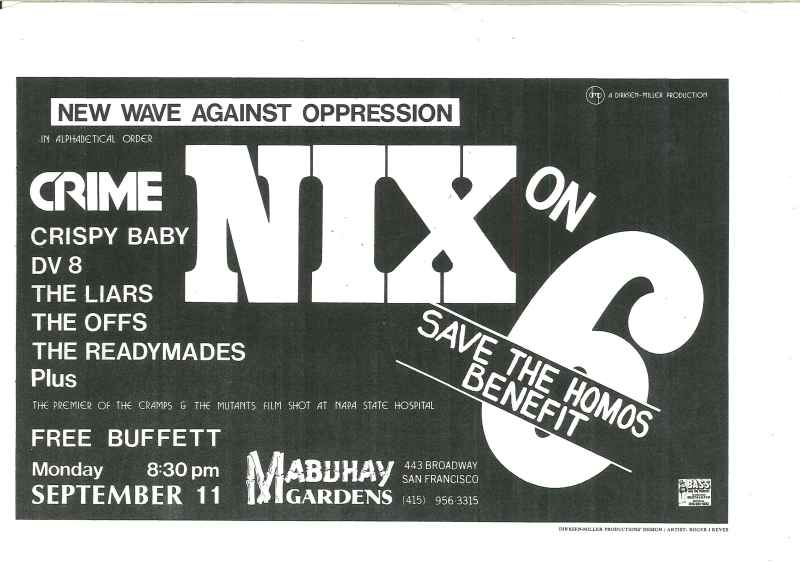 Nix on 6 flyer