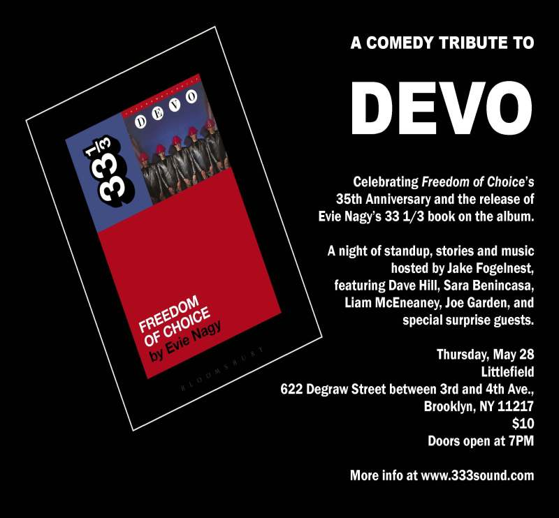 DEVO Cards