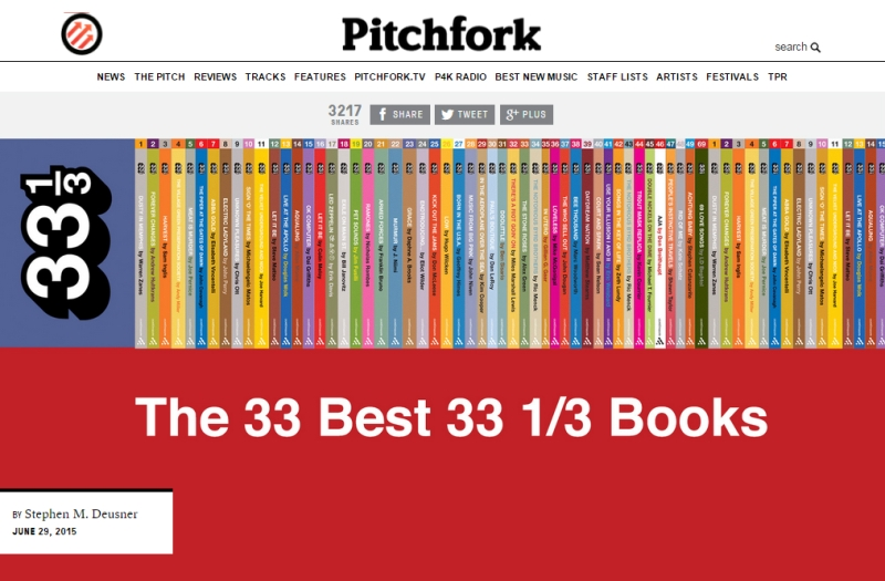 Pitchfork Feature