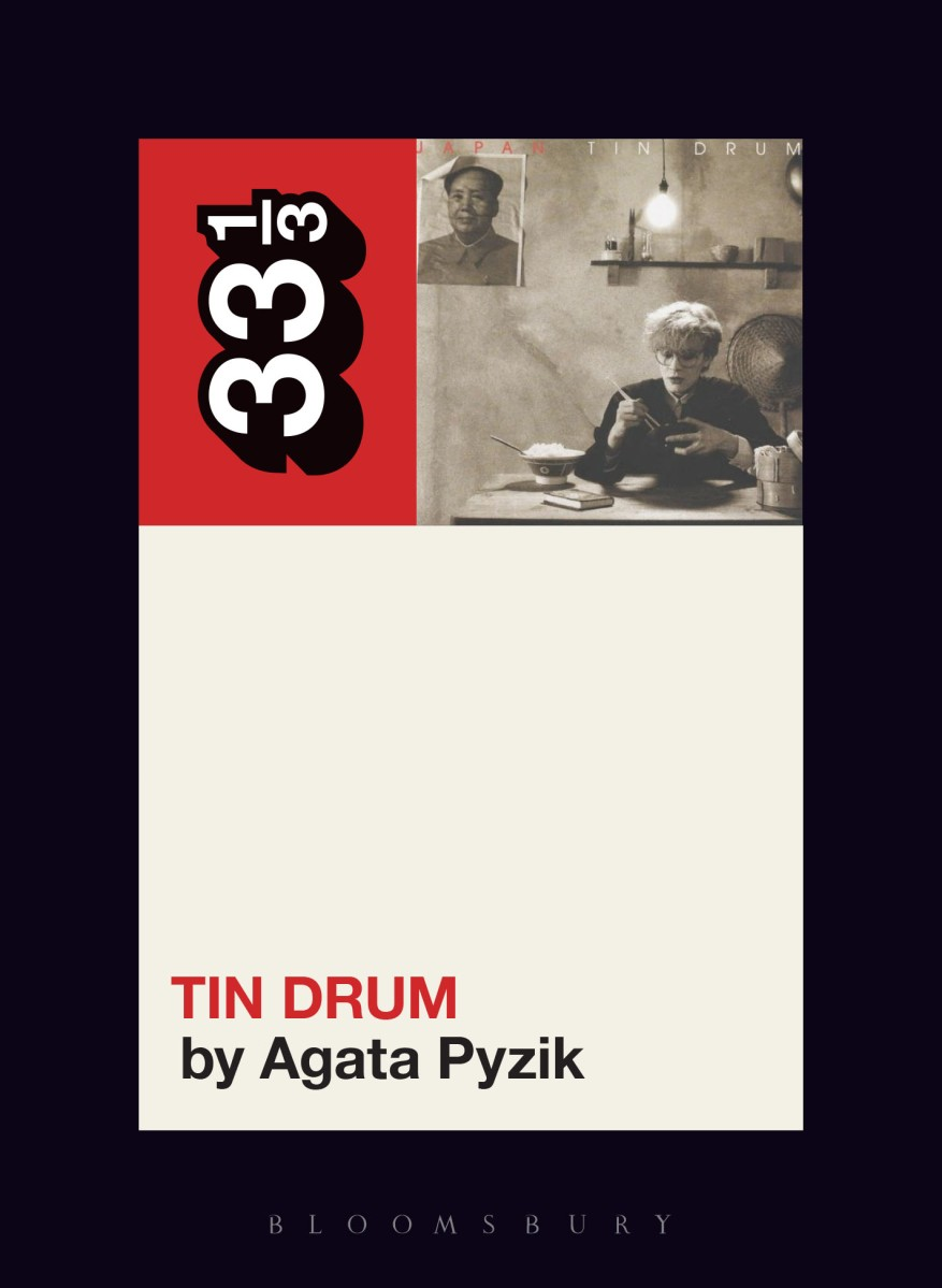 New 33 1/3 Title Coming Spring 2018: Tin Drum